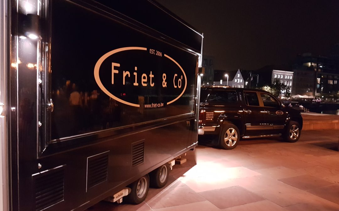 Foodtruck in de kijker: Friet & Co